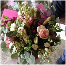 Pastel Shades Bouquet (Florist Choice)