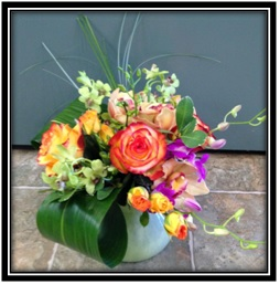 Flower Bowl (Florist Choice)