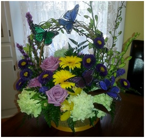 Basket Arrangement (Florist Choice)
