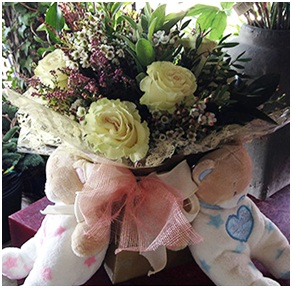 Happy Occasion for a New Baby (Florist Choice)