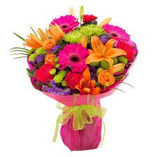 Vibrant Handtie (Florist Choice)