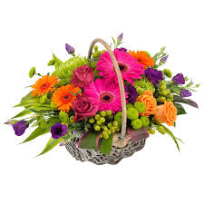 Spring Basket (Florist Choice)