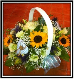 Mixed Florist Choice Basket