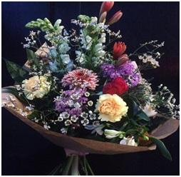 Seaonal Hand Tie (Florist Choice)