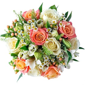 Blooming Flower Bouquet (Starts from €57.90...)
