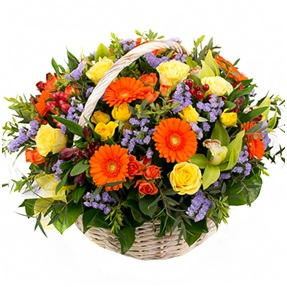 Flower Basket (Starts from €70.00...)