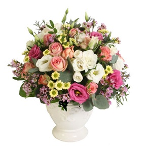 Romantic Flower Composition (Starts from €55.00...)