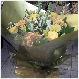 Yellow Mix (Florist Choice)