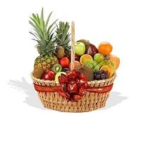 A fine selection of seasonal fruits.