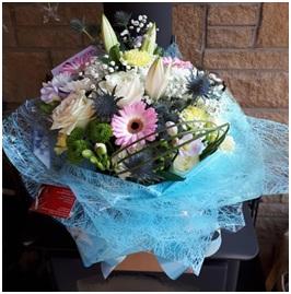 Soft Mixed Bouquet (Florist Choice)