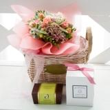 Seasonal Posy Basket