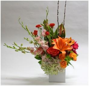 Orange Medley (Florist Choice)