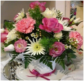 Mixed Arrangement (FC, Container will vary...)