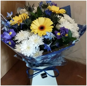 Baby Boy Bouquet (Florist Choice)