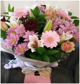 Pink Bouquet (Florist Choice)