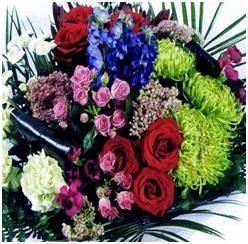 Bright Mixed BQ (Florist Choice)