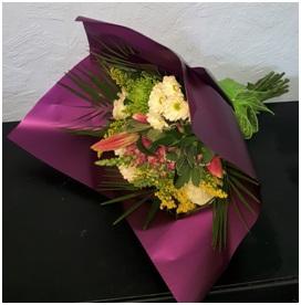 Mixed Hand Tie (Florist Choice)