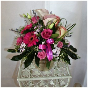 Happy Birthday Arrangement (Florist Choice)