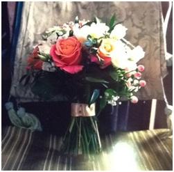 Wedding Work (Contact Florist to Discuss...)