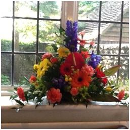 Large Basket Arrangement (Florist Choice)