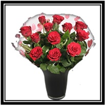 12 Red Roses (Contact Florist)