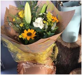 Mixed Wrap (Florist Choice)