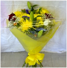 Mixed Hand Tied Bouquet (Florist Choice)