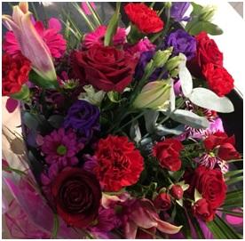 Red Mix (Florist Choice)