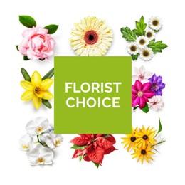 Florist Choice Gift Wrap Bouquet