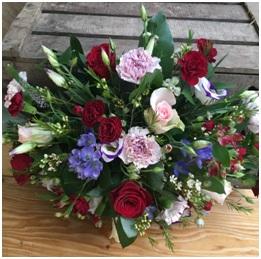 Funeral Spray (Florist Choice)
