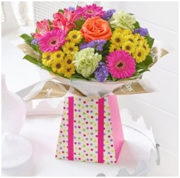 Vibrant Gift Box (Florist Choice)