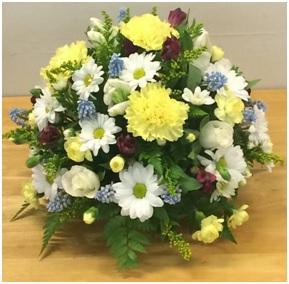 Mixed Oasis Arrangement (Florist Choice)