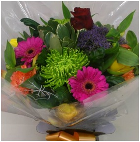 Bright Aqua (Florist Choice)