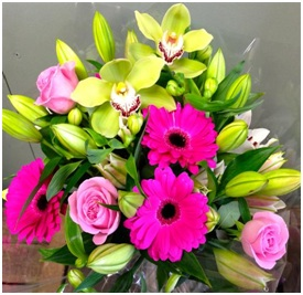 Bright and Beautiful (Florist Choice)