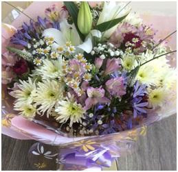Soft Mixed Aqua (Florist Choice)