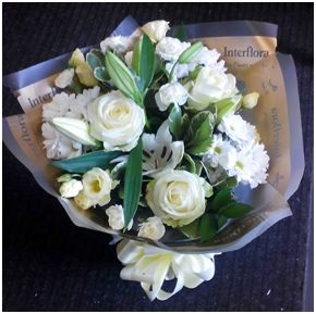 White Mix (Florist Choice)