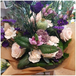 Pink and Purple Mix (Florist Choice)