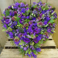 Funeral Heart (Contact Florist to Order)