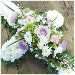 Funeral Cross (Contact Florist to Order)