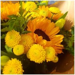 Yellow Mix (Florist Choice)