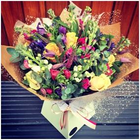 Pretty Bloomin Wild (Florist Choice)