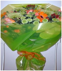 Orange Shades Bouquet