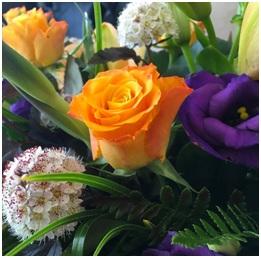 Summery Coloured Bouquet (Florist Choice)