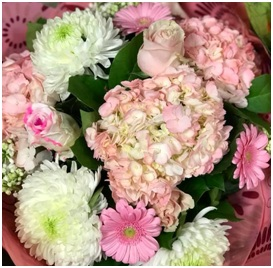 Soft Pink Bouquet (Florist Choice)