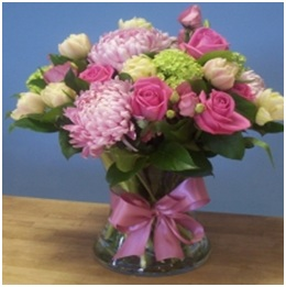 Flowers in a Vase (Florist Choice)