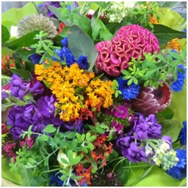 Kaleidoscope Bouquet (Florist Choice)