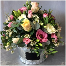 Mixed Arrangement (Florist Choice, Container will Vary)