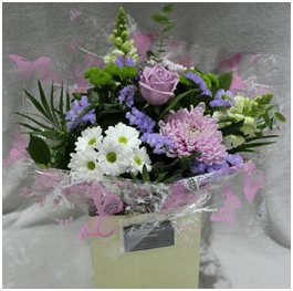 Cottage Hand Tied (Florist Choice)