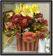 Mixed Flower Bag