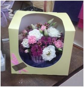Flower Cake (Florist Choice)